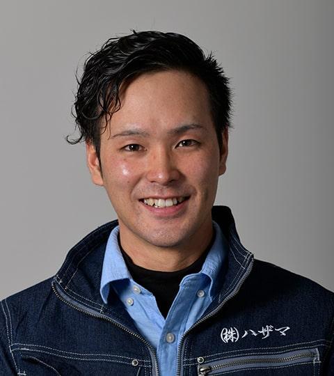 代表取締役 大柳 翔舞