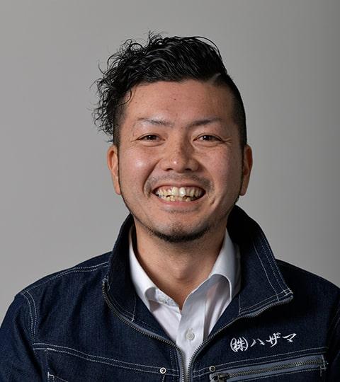 専務取締役 工藤 龍治